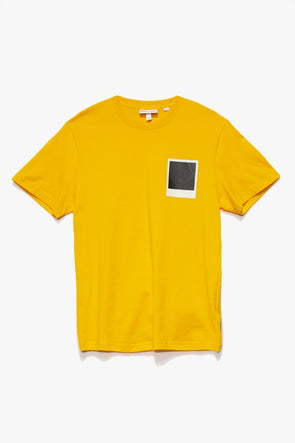 Lacoste Polaroid x Logo T-Shirt - Rule of Next Apparel