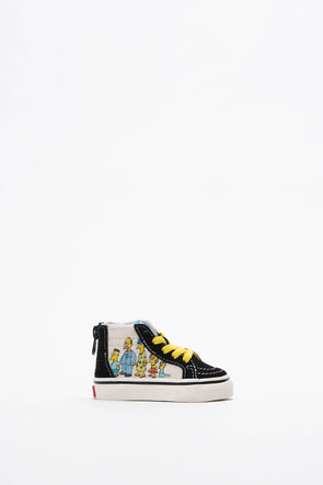 Rule of Next The Simpsons x Sk8-Hi Zip (TD) - Rule of Next