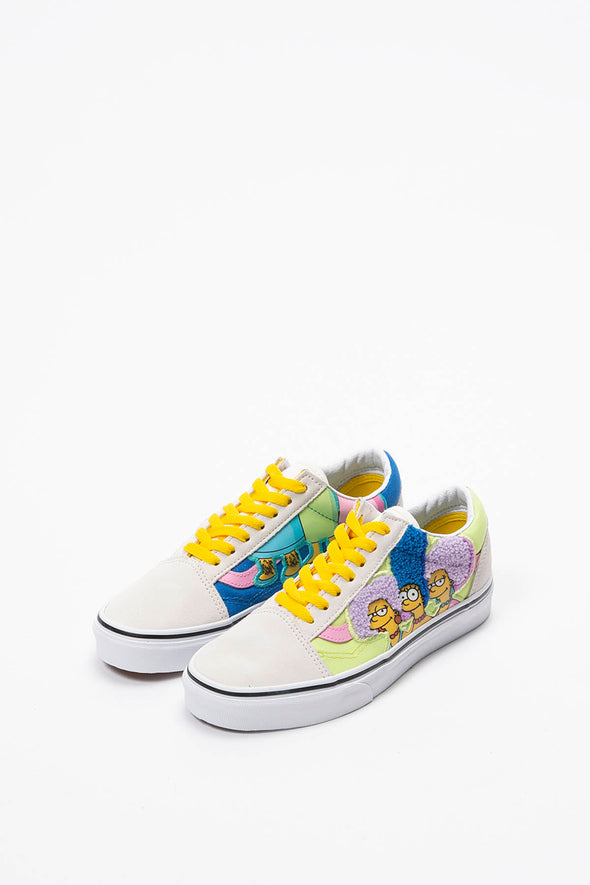 Vans The Simpsons x U Old Skool - Rule of Next Footwear