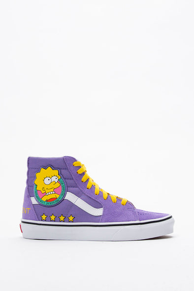 Vans The Simpsons x U Sk8-Hi - Rule of Next Footwear
