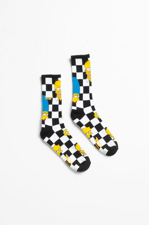 Vans The Simpsons x Crew Socks - Rule of Next Accessories