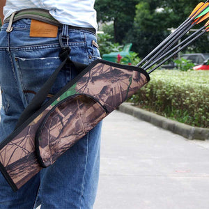 New Arrival Camo Archery Hunting Arrow Holder