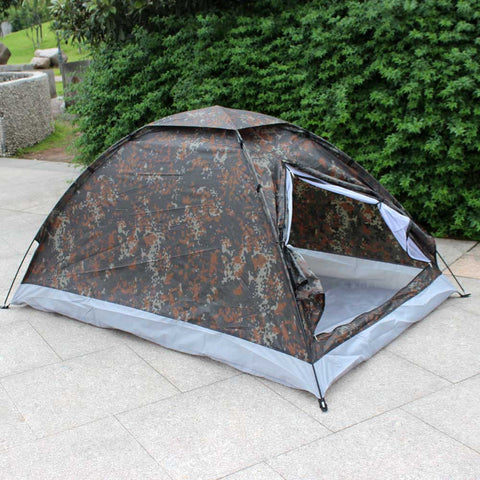 Camping Tent for 2 Person Single Layer Portable