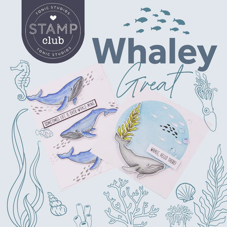 Stamp Club - Whaley Great