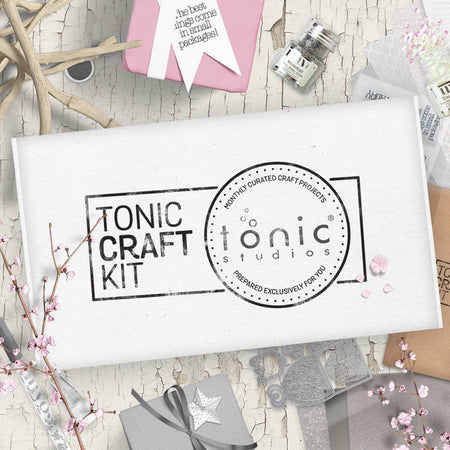 Tonic Craft Kit 03 - Mini Curl Box - Inspiration