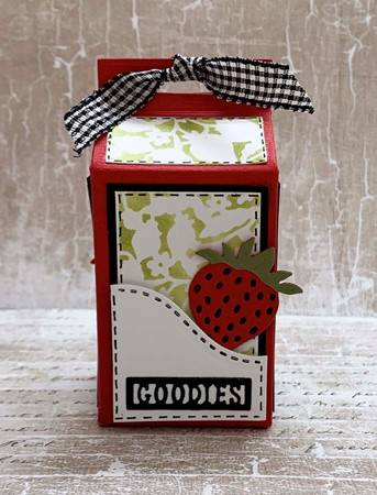 Designer's Choice 12 - Milk Carton Tutorial