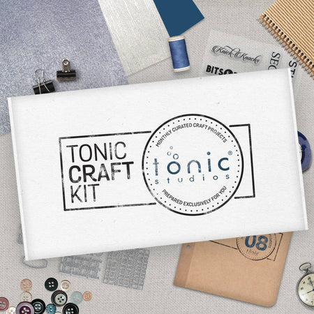 Tonic Craft Kit 08 - Trinket Drawer -  Inspiration
