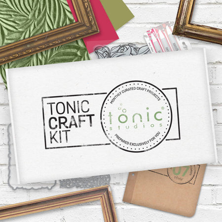 Tonic Craft Kit 07 - Entwined Frame - Inspiration