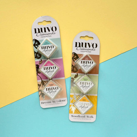 A Closer Look at Nuvo Hybrid Inks with Galina Filippenko