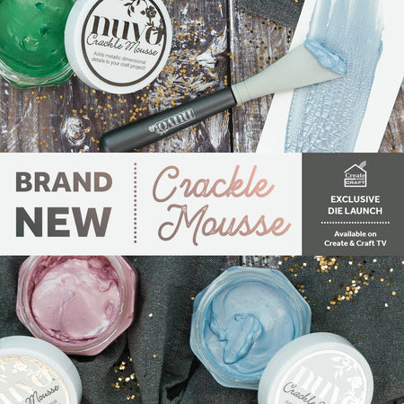 Crackle Mousse - Launch Details