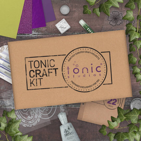 Tonic Craft Kit 22 - Oval Frame - Inspiration