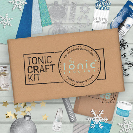 Tonic Craft Kit 26 - Baubles & Bows - Inspiration