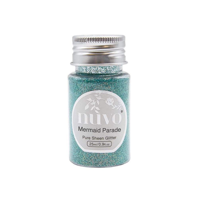 Nuvo - Pure Sheen Glitter  - Mermaid Parade 35ml - 1110n