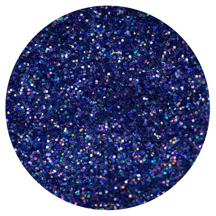 Nuvo - Pure Sheen Glitter - Bluebell Glitter - 35ml Bottle - 1114n