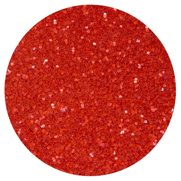 Nuvo - Pure Sheen Glitter - Strawberry Sorbet (35ml) - 1116n
