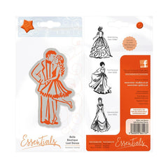 Essentials - Belle Boutique Stamp Set - Last Dance - 1213E