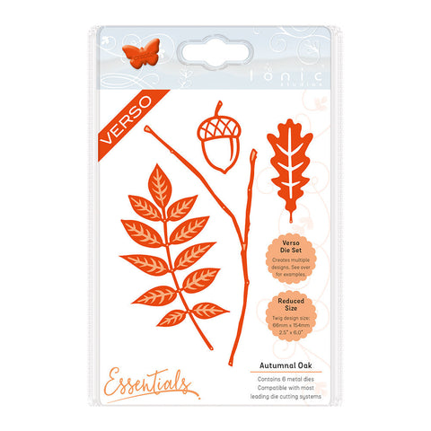 Tonic Studios - Essentials - Autumnal Oak - 1431E