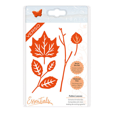Tonic Studios - Essentials - Fallen Leaves - 1433E
