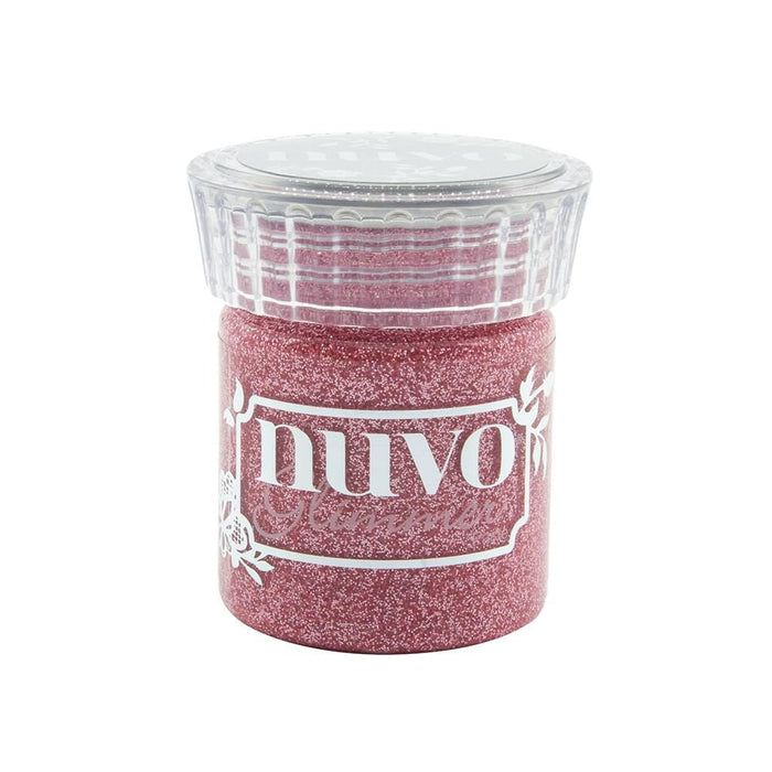Nuvo - Glimmer Paste - Strawberry Glaze - 1541n