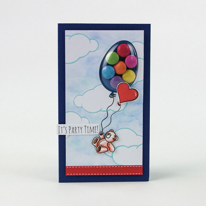 Essentials - Balloon & Blister Set - 1655E-Tonic Studios