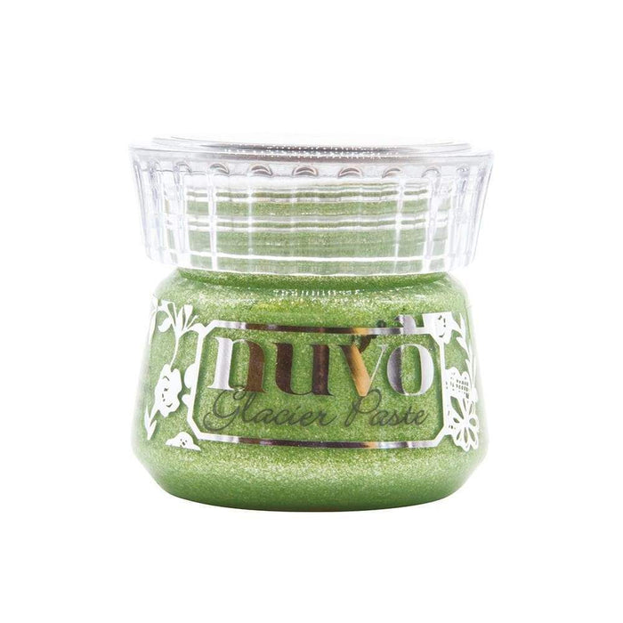 Nuvo - Glacier Paste - Green Envy - 1902n - tonicstudios