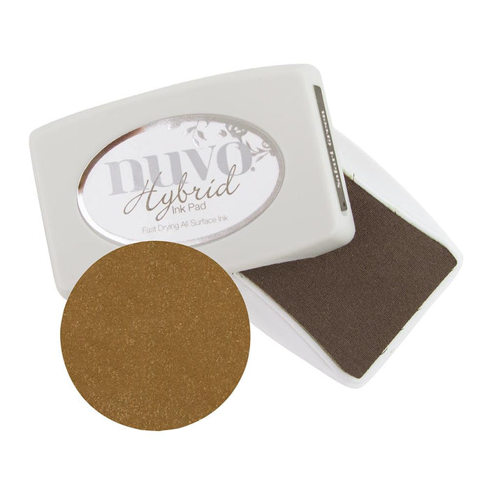 Nuvo - Ink Pad - Acorn Brown - 213n - tonicstudios