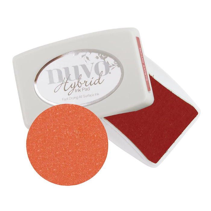 Nuvo - Ink Pad - Poppy Red - 214n - tonicstudios