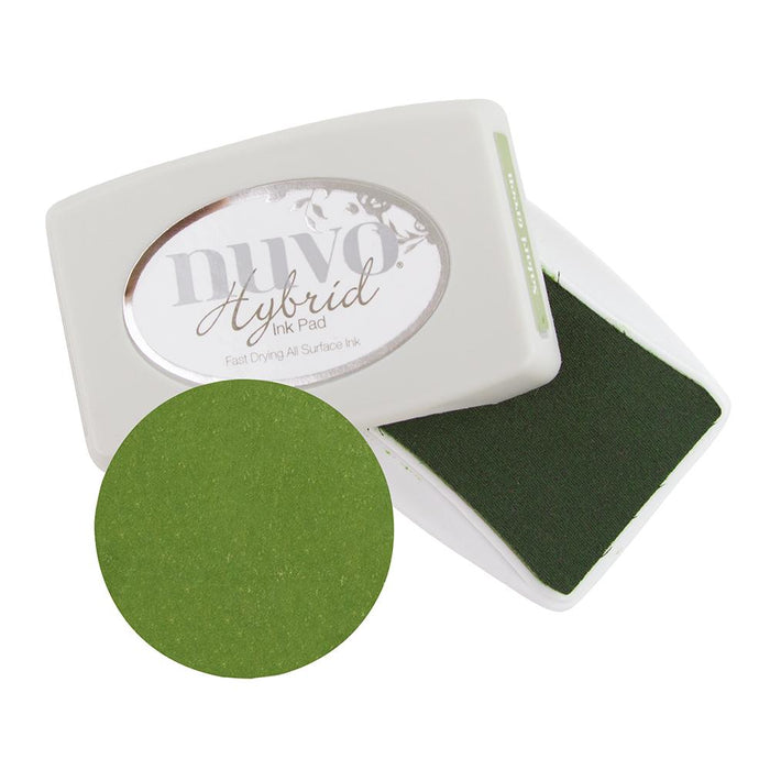 Nuvo - Ink Pad - Safari Green - 215n - tonicstudios