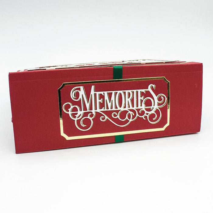 Tonic Studios - My Memory Book - Simple Spines - 2279eUS