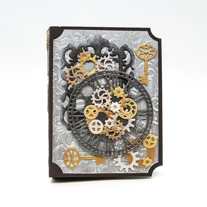Tonic Studios - Media Die - Steam Cogs & Widgets Media Die Sets - 2328e
