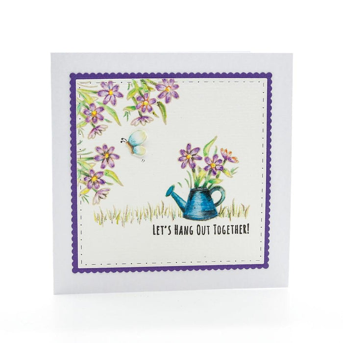 Tonic Studios - Adorables - Kirby & Lulu's Wash Day Stamp Set - 2570e