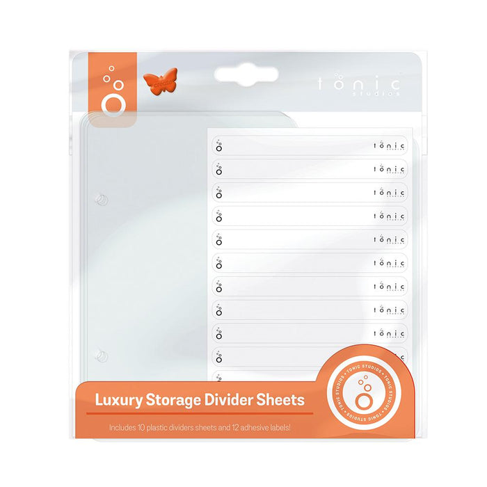 Tonic - Luxury Storage - Divider Sheets - 2973e