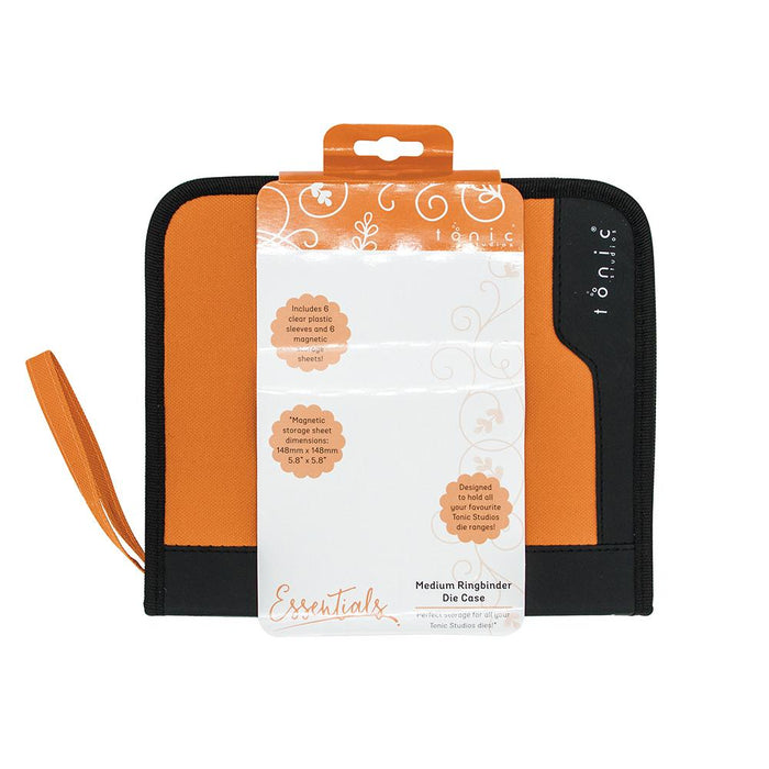 Tonic - Storage - Medium Ringbinder Die Case - 344e