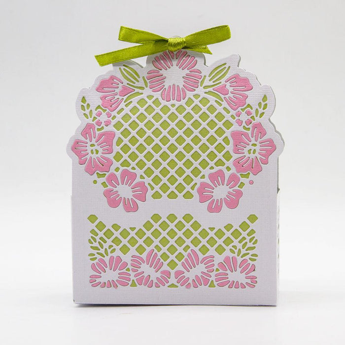 Tonic Studios - Flourishing Floral Favor Box - 3501E