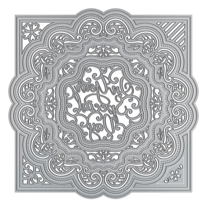 Tonic - Die - Layering Die - On Your Special Day - 3540e