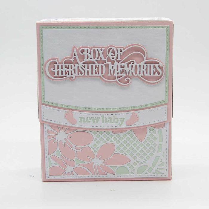 Tonic - Die - My Memory Book - Elegance Sentiments - 3588e