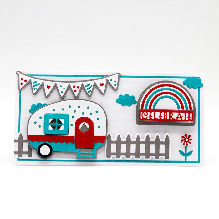 Tonic Studios - Summer Fun Die Set - 3603E