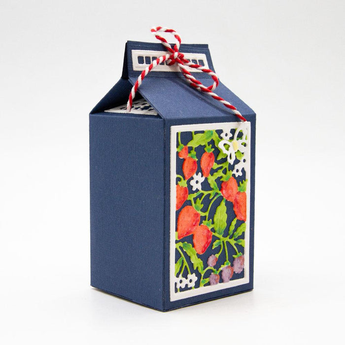 Designer's Choice 12 - Back to School Drinks Carton Die Set - 3642E