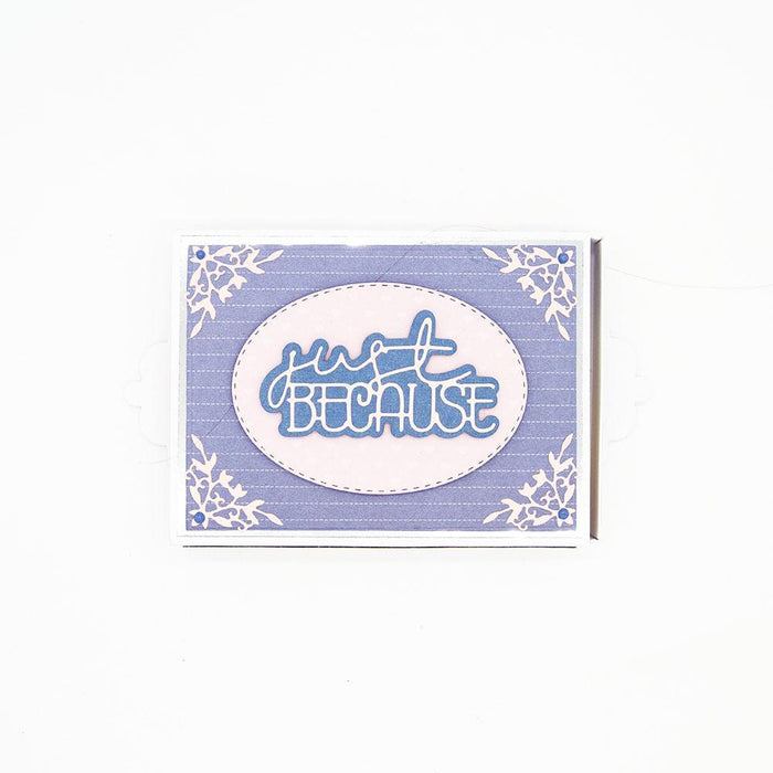Tonic Studios - Double Delight Magic Sliding Box - 3671E