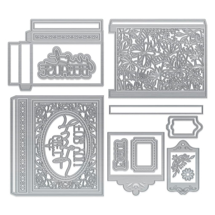 Tonic Studios - Magic Slider Die Set Collection - 246B