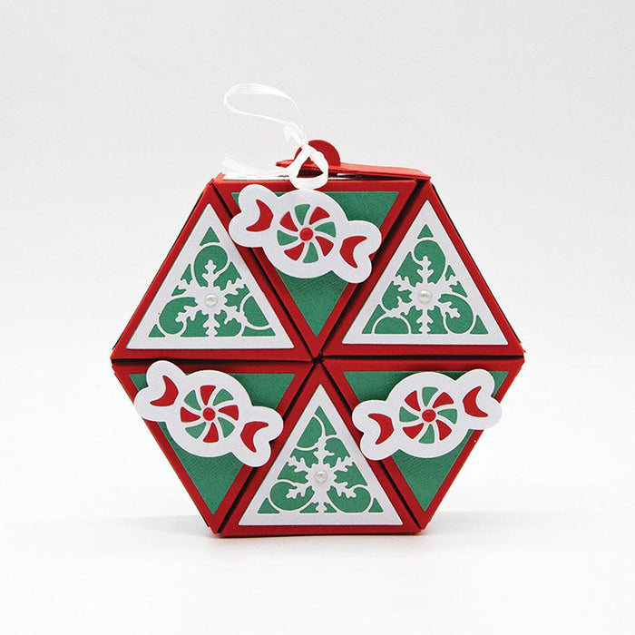 Tonic Studios - Festive Affinity Add On Die Set - 3772E