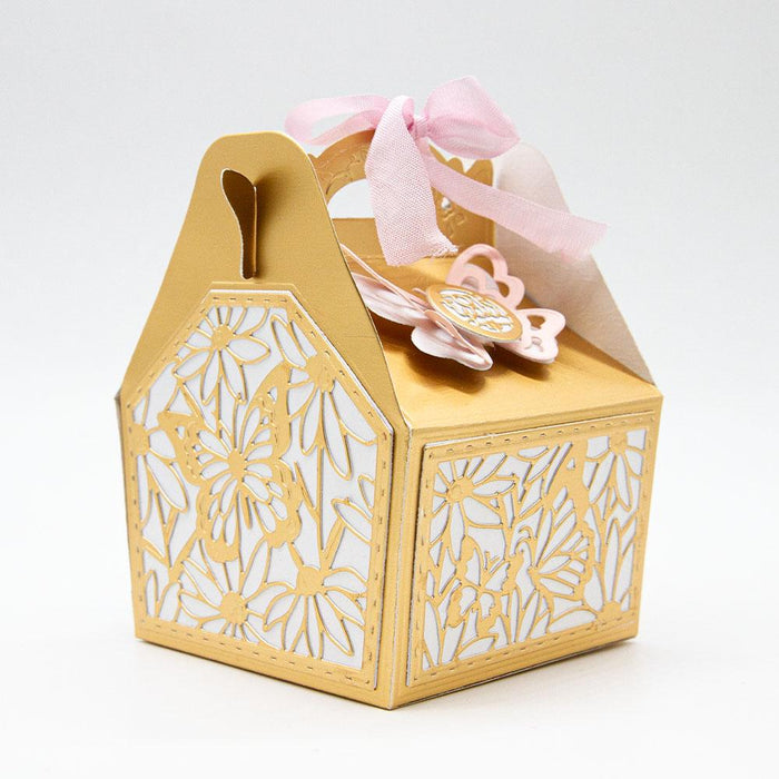 Tonic Studios - Out For Lunch Gift Box Die Set - Showcase Set - 3811E