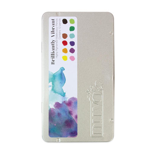 Nuvo - Watercolour Pencils - Brilliantly Vibrant - 520n - tonicstudios