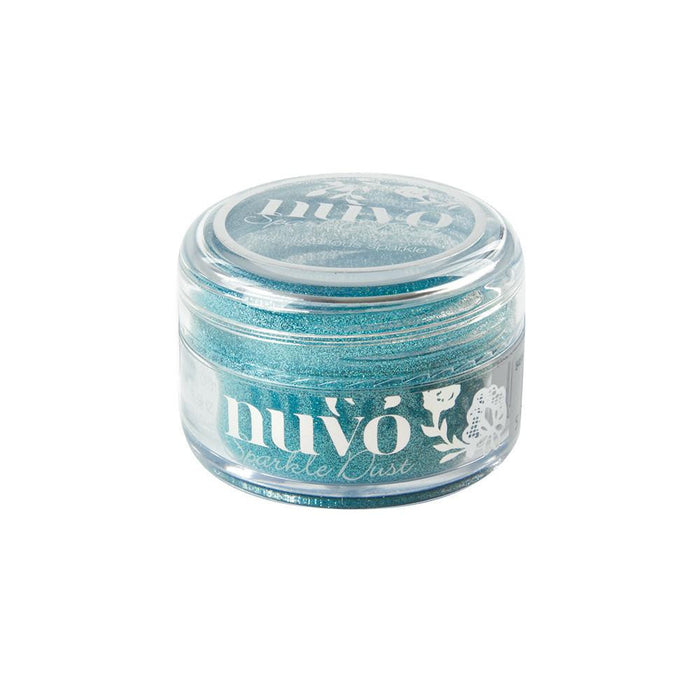Nuvo - Sparkle Dust - Paradise Blue - 545n - tonicstudios