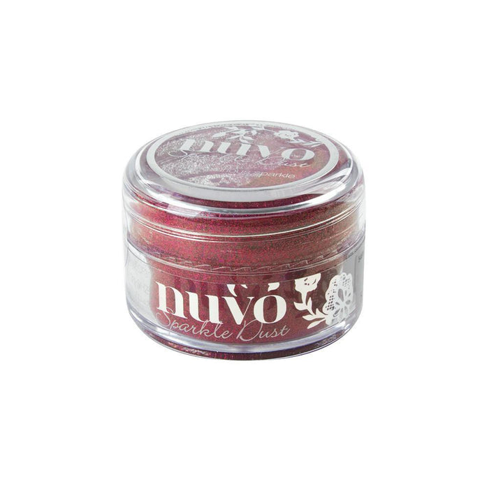 Nuvo - Sparkle Dust - Raspberry Bliss - 546n - tonicstudios