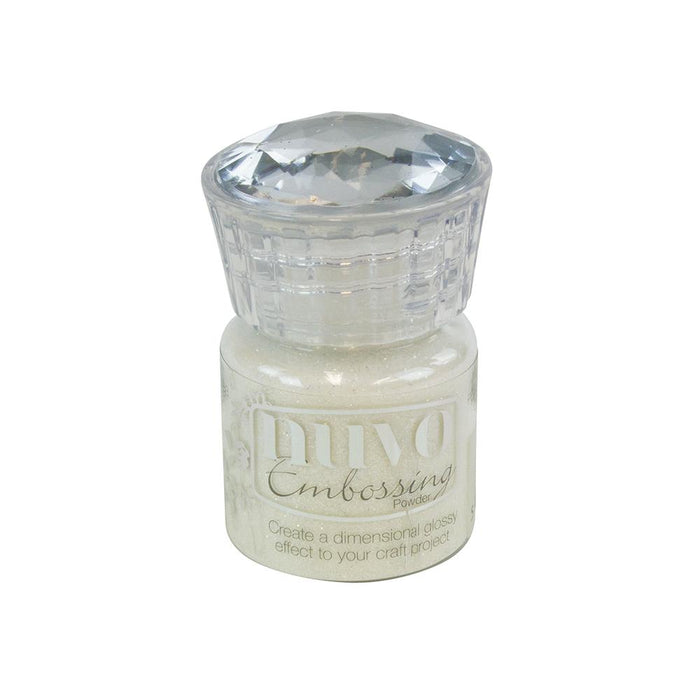 Nuvo - Glitter Embossing Powder - Shimmering Pearl - 599n - tonicstudios