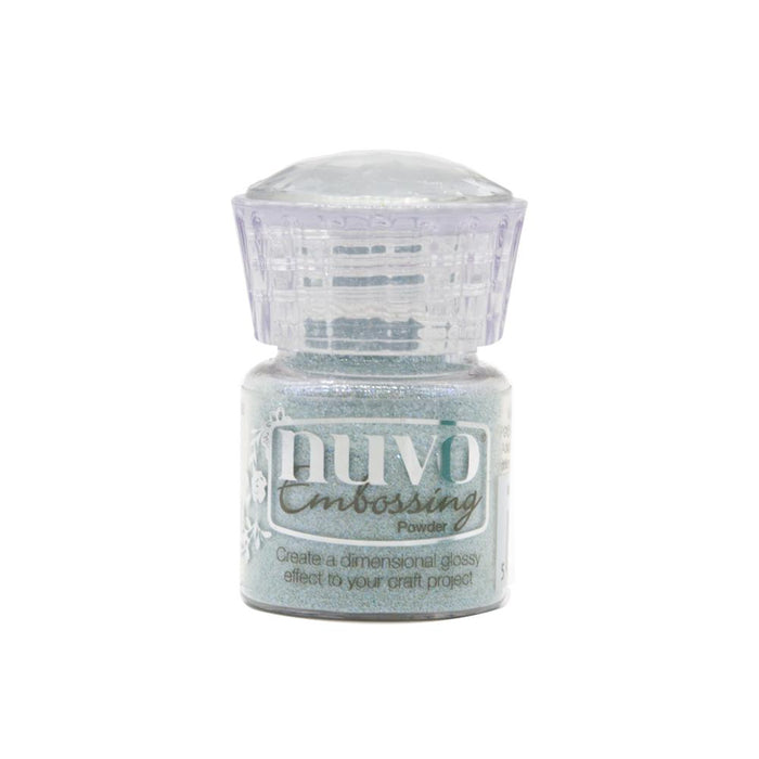 Nuvo - Glitter Embossing Powder - Snow Crystal - 621n