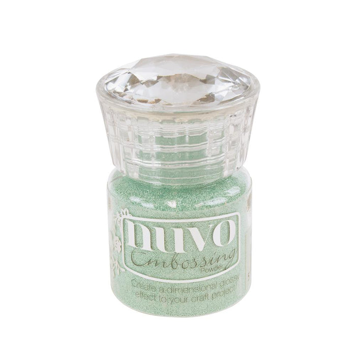 Nuvo - Embossing Powder - Pearled Pistachio - 622n