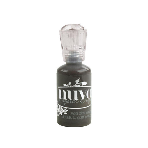Nuvo - Crystal Drops - Ebony Black - 650n - tonicstudios