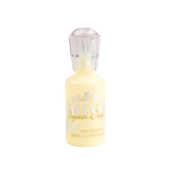 Nuvo - Crystal Drops - Buttermilk - 652n - tonicstudios